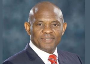 Tony Elumelu,  Vorstandsvorsitzender von Heirs Holdings