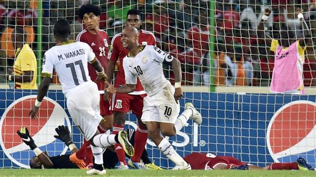 FAM-Endspiel: Ivorer gegen Ghanaer