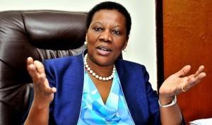Irene Muloni -- Ugandas Ministerin für Energie und Bodenschätze