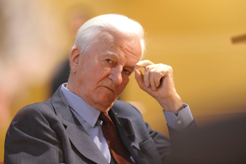 Dr. Richard von Weizsäcker (1920 - 2015) -- Präsidentschaft 1984 - 1994.