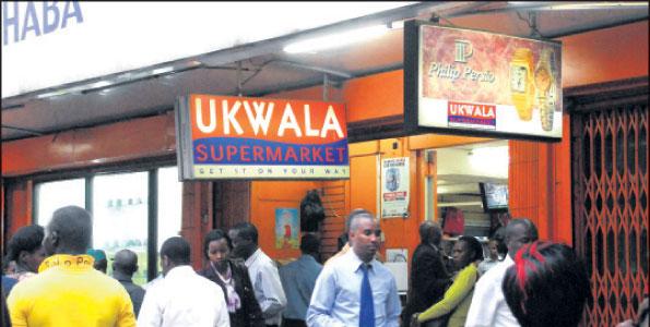 Ukwala-Supermarkt