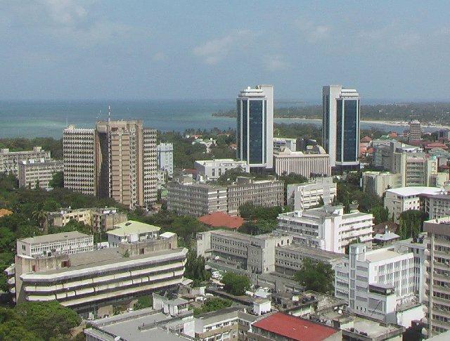 Dar es Salaam -- Regierungssitz Tansanias