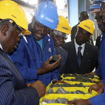 Gabun schlägt Industrialisierungsweg ein