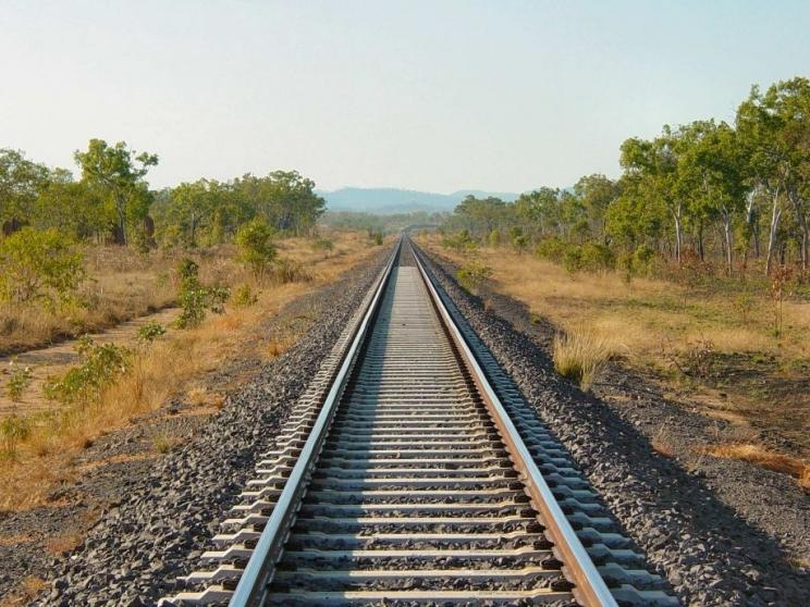 Die Addis-Abeba-Dschibuti-Eisenbahnstrecke wird bald fertiggestellt.