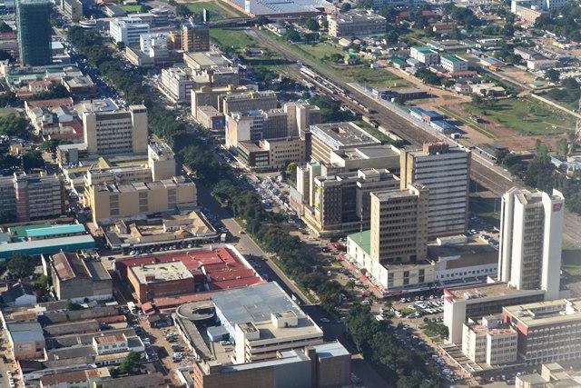 Lusaka -- Hauptstadt Sambias