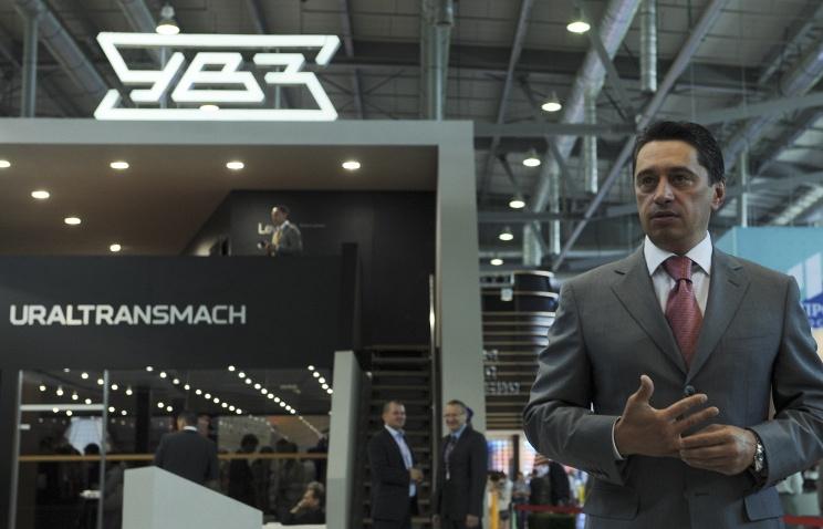 Oleg Sienko: Vorstandsvorsitzender von Uralvagonzavod