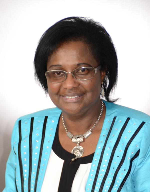 Dr. Pierrette Herzberger-Fofana