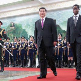 China bewirkt Aufschwung Sambias mit