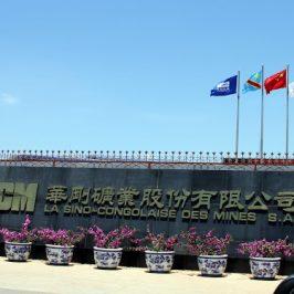 Sicomines nimmt Kupferproduktion auf