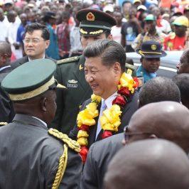 Xi-Riesenprogramm für Afrika