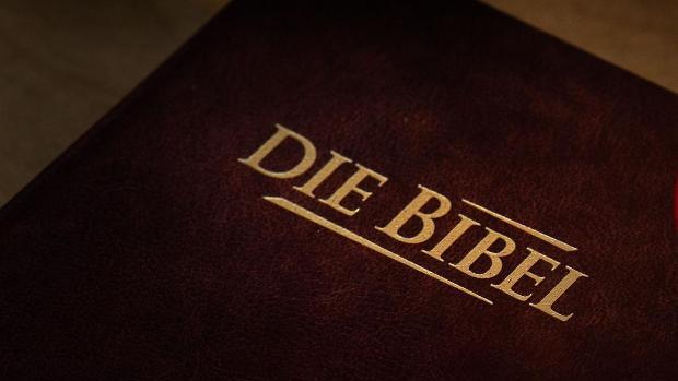 Die Bibel, das Wort Gottes.
