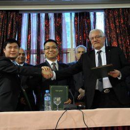 China baut Hafen in Algerien