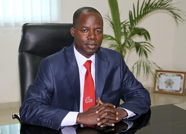 Idrissa Nassa, Gründer und Vorstandsvorsitzender der Coris Bank International.