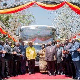 Kayoola-Bus, aus dem Herzen Afrikas