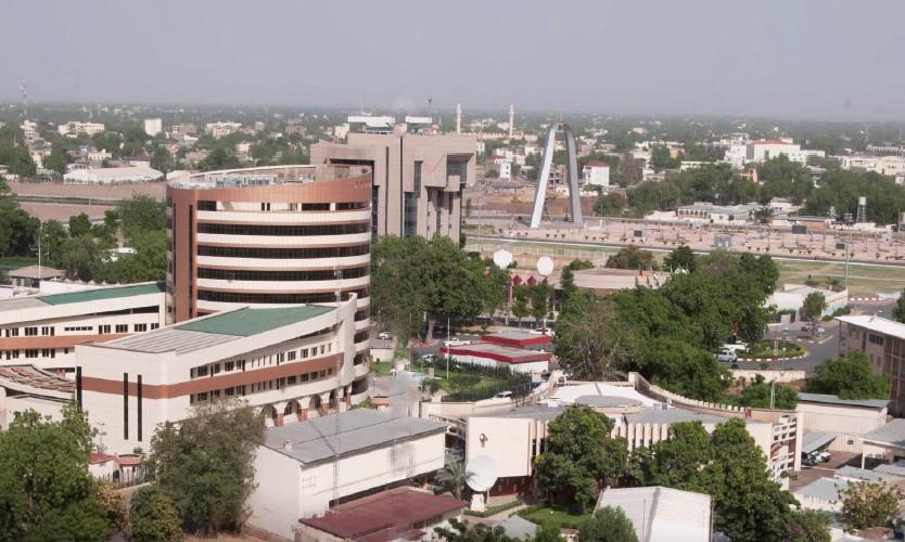 Ndschamena, Hauptstadt von Tschad.