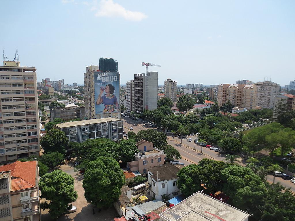 Maputo, Hauptstadt von Mosambik.