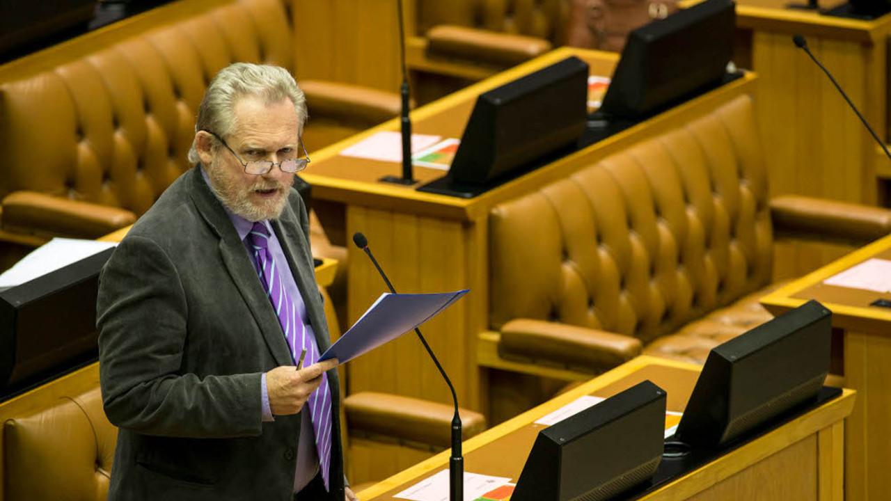 Rob Davies, südafrikanischer Handels- und Industrieminister.