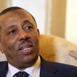 China baut Libyen auf