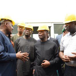 Investitionsregen in Nigeria