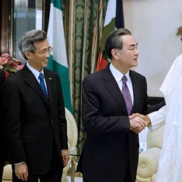 Wang, Afrika und Wohlstand