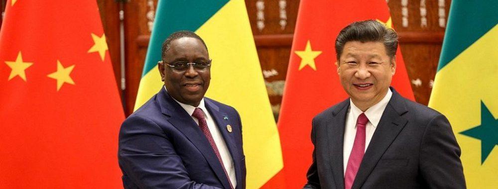 China putscht Senegal auf