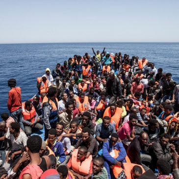 Die Mittelmeermigranten