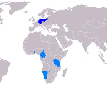 Deutsche Kolonisation (I)